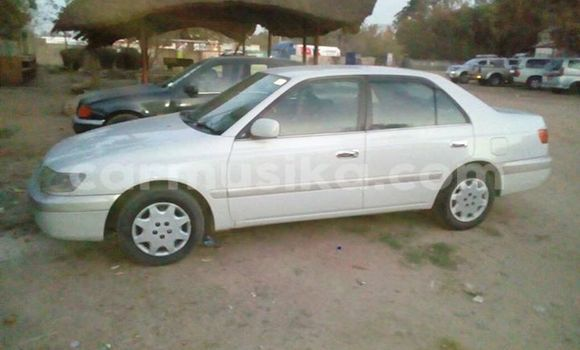 Buy Used Toyota Corona Silver Car in Alexandra Park in Harare