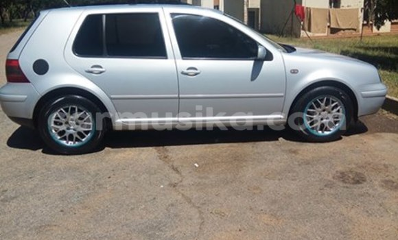 Buy Used Volkswagen Golf Silver Car in Alexandra Park in Harare
