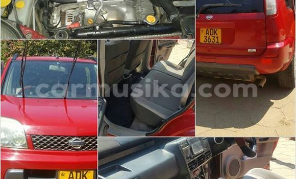Buy Used Nissan X-Trail Red Car in Alexandra Park in Harare