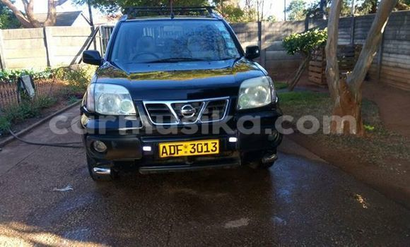 Buy Used Nissan X-Trail Black Car in Alexandra Park in Harare