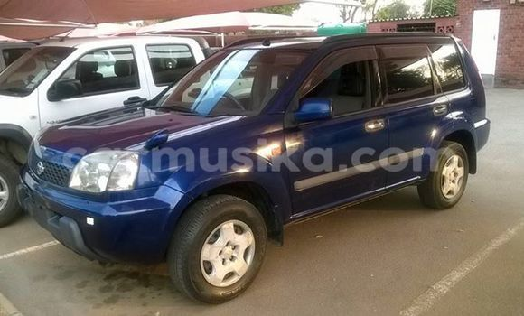 Buy Used Nissan X–Trail Blue Car in Alexandra Park in Harare