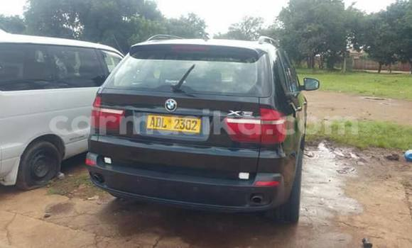 Buy Used BMW X5 Black Car in Alexandra Park in Harare