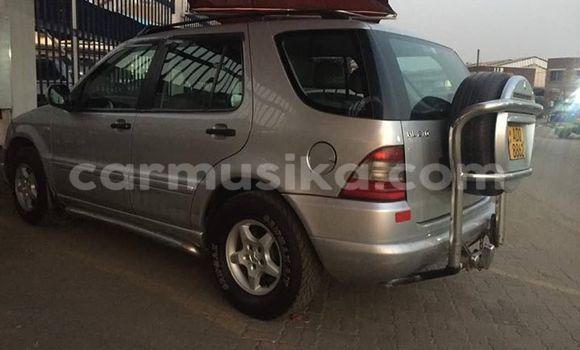 Buy Used Mercedes‒Benz ML-Class Silver Car in Alexandra Park in Harare