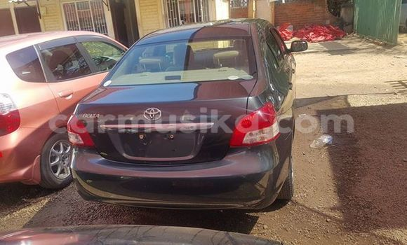 Buy Used Toyota Belta Black Car in Alexandra Park in Harare