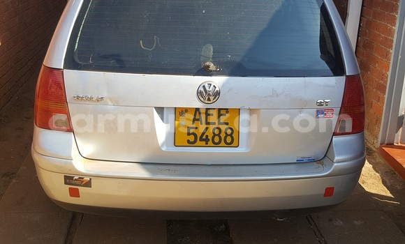 Buy Used Volkswagen Golf Silver Car in Norton in Mashonaland West
