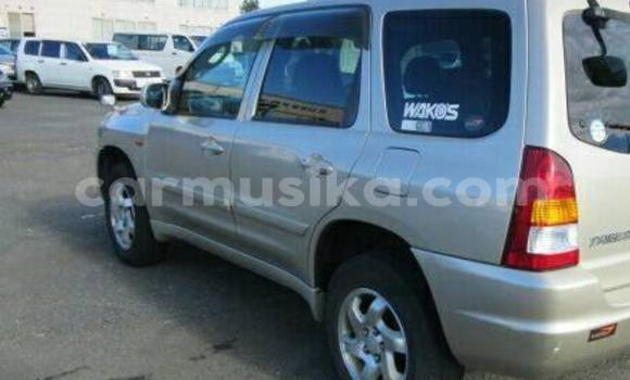 Buy Used Mazda Tribute Silver Car in Alexandra Park in Harare