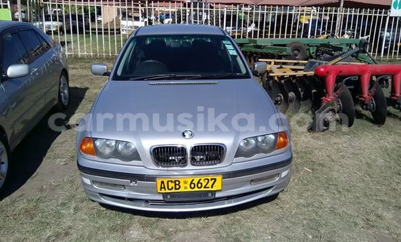 Buy Used BMW 3-Series Silver Car in Alexandra Park in Harare