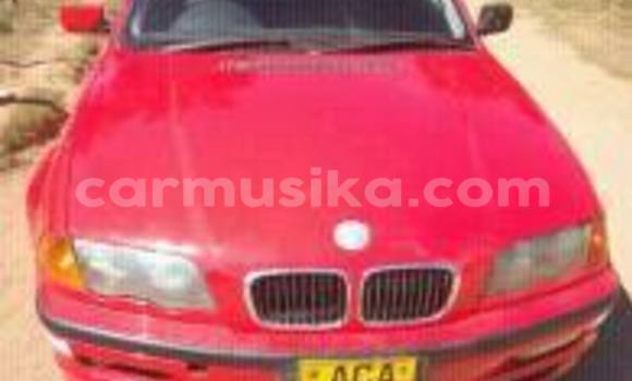 Buy Used BMW 3-Series Red Car in Alexandra Park in Harare