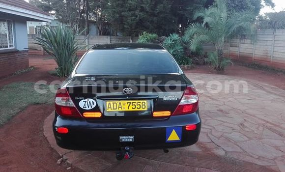 Buy Used Toyota Camry Black Car in Alexandra Park in Harare
