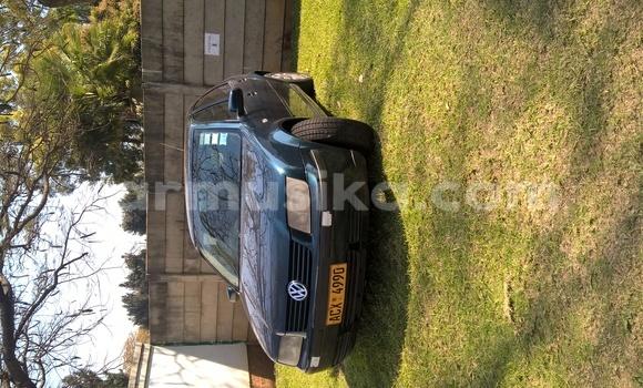 Buy Used Volkswagen Beetle Green Car in Alexandra Park in Harare