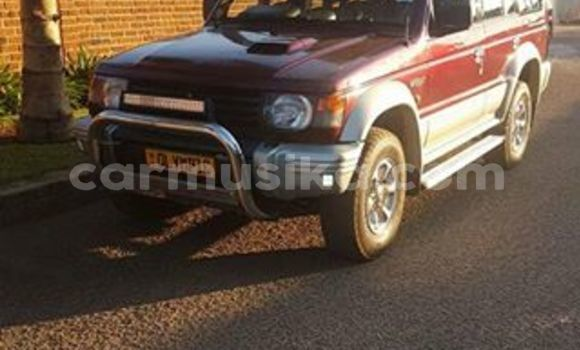 Buy Used Mitsubishi Pajero Red Car in Alexandra Park in Harare