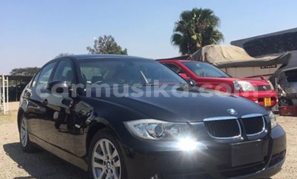 Buy Used BMW 3-Series Black Car in Alexandra Park in Harare