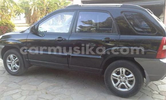 Buy Used Kia Sportage Black Car in Alexandra Park in Harare