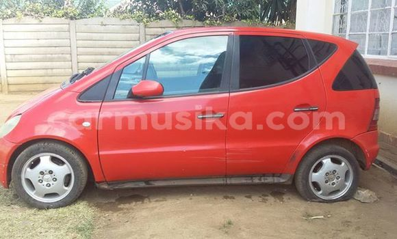 Buy Used Mercedes‒Benz A-Class Red Car in Alexandra Park in Harare