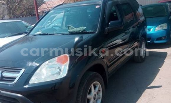 Buy Used Honda CR–V Black Car in Alexandra Park in Harare