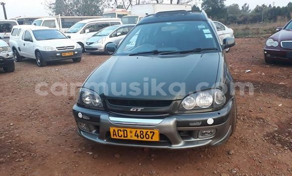 Buy Used Toyota Caldina Black Car in Alexandra Park in Harare