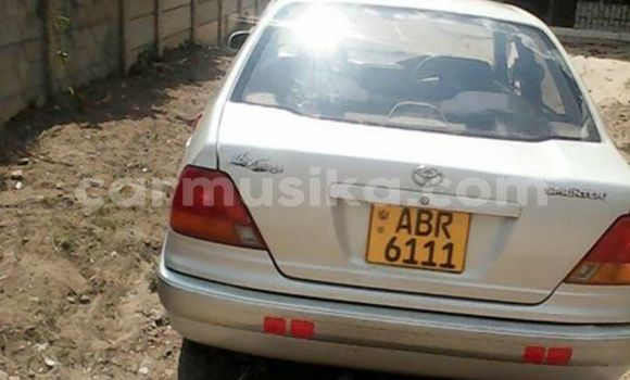 Buy Used Toyota Corolla Silver Car in Alexandra Park in Harare