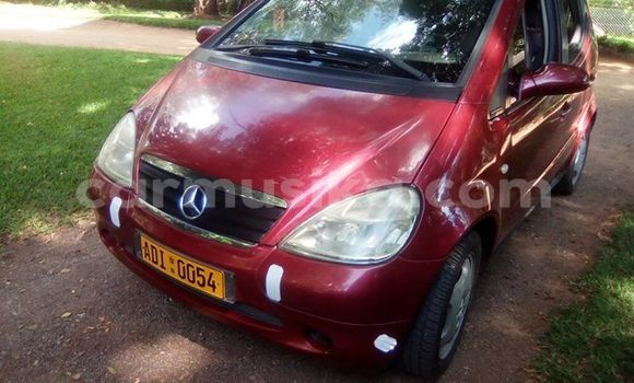 Buy Used Mercedes‒Benz A–Class Red Car in Alexandra Park in Harare