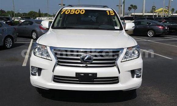 Buy Used Lexus LX 570 White Car in Avondale in Harare