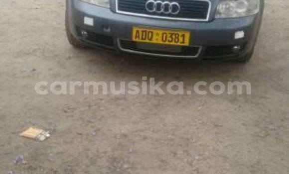 Buy Used Audi A4 Silver Car in Alexandra Park in Harare