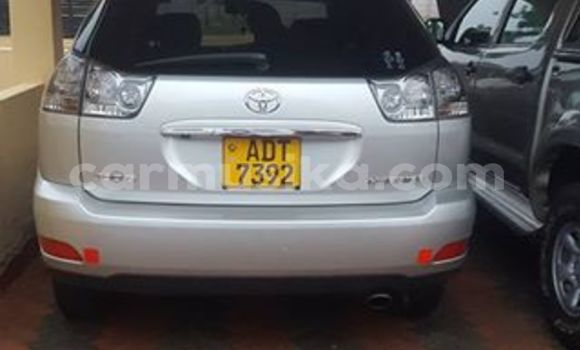 Buy Used Toyota Harrier Silver Car in Alexandra Park in Harare