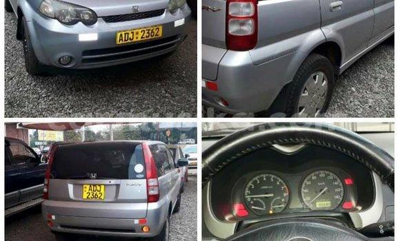Buy Used Honda HR-V Silver Car in Alexandra Park in Harare