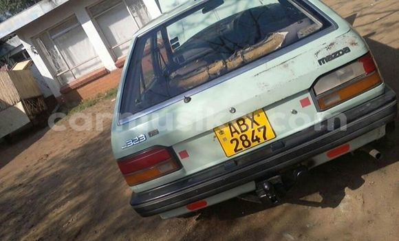 Buy Used Mazda 323 Other Car in Alexandra Park in Harare