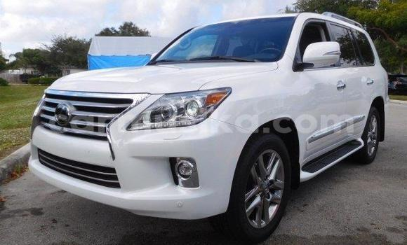 Buy Used Lexus LX Silver Car in Mabvuku in Harare