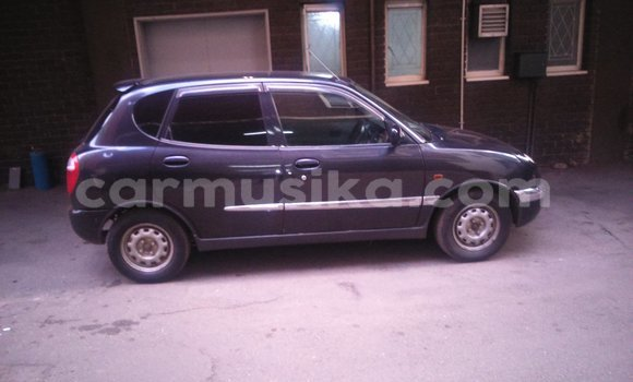 Buy Used Daihatsu Teriose Black Car in Glen View in Harare