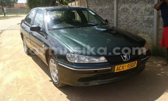Buy Used Peugeot 406 Green Car in Chitungwiza in Harare