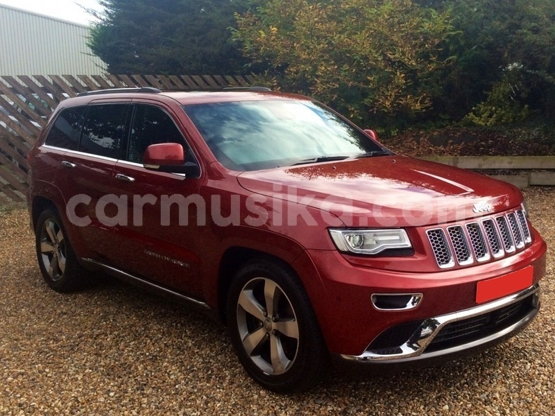Buy Jeep new and used cars in Zimbabwe - CarMusika