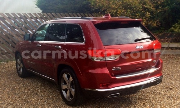 Buy Used Jeep Grand Cherokee Red Car in Alexandra Park in Harare