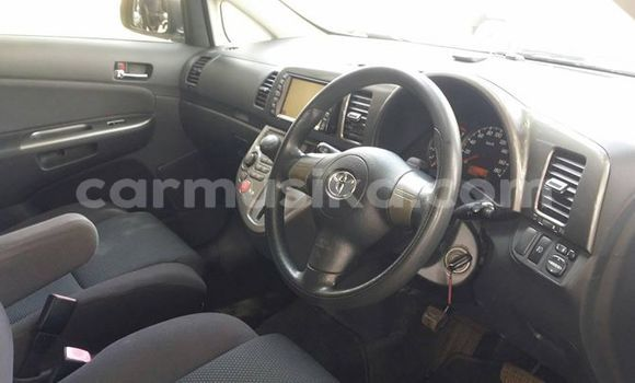 Buy Used Toyota Wish Silver Car in Alexandra Park in Harare