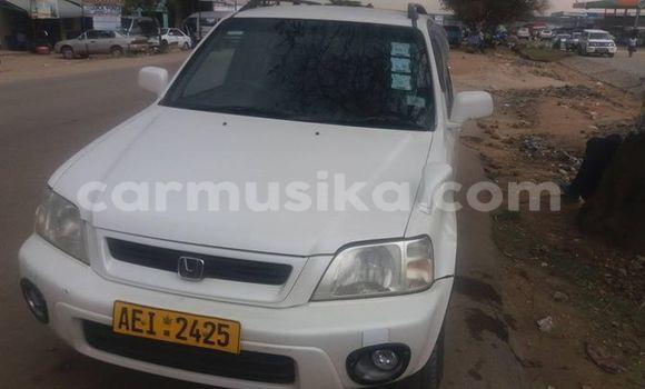 Buy Used Honda CR–V White Car in Alexandra Park in Harare
