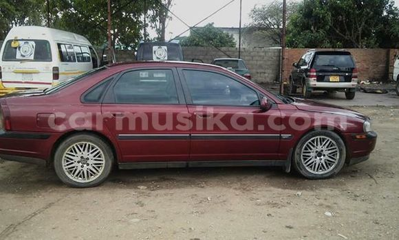 Buy Used Volvo S80 Red Car in Alexandra Park in Harare