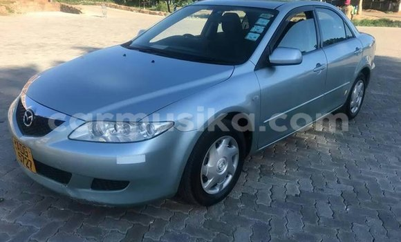 Buy Used Mazda Atenza Silver Car in Alexandra Park in Harare