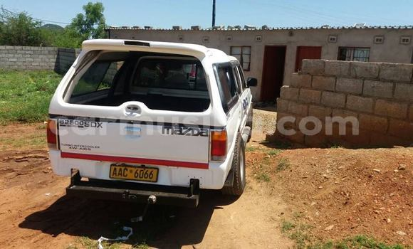 Buy Used Mazda B-series White Car in Alexandra Park in Harare