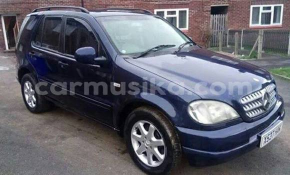 Buy Used Mercedes‒Benz ML–Class Blue Car in Alexandra Park in Harare