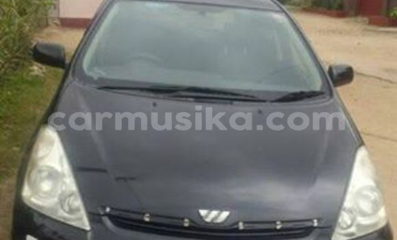 Buy Used Toyota Wish Black Car in Alexandra Park in Harare