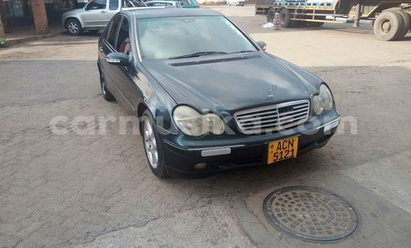 Buy Used Mercedes‒Benz C–Class Black Car in Alexandra Park in Harare