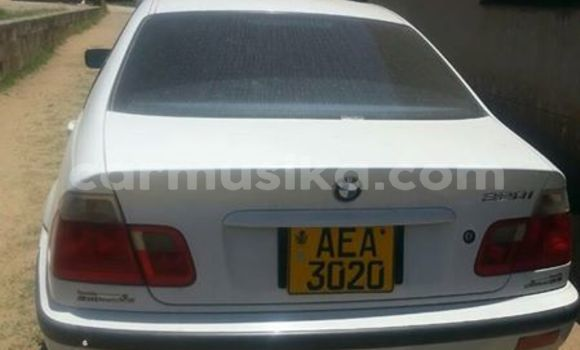 Buy Used BMW 3-Series White Car in Alexandra Park in Harare