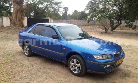 Buy Used Mazda 626 Blue Car in Waterfalls in Harare