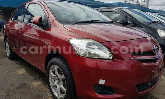 Buy Used Toyota Belta Red Car in Chipinge in Manicaland