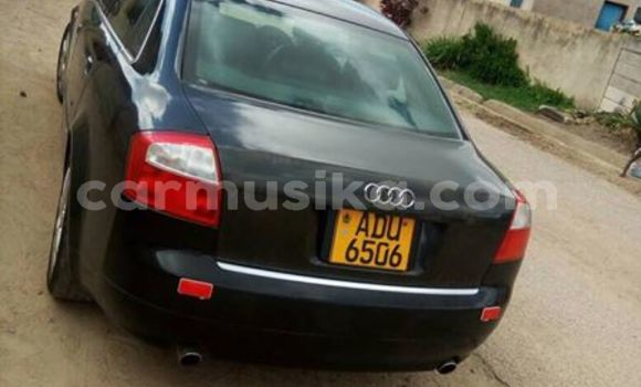 Buy Used Audi A4 Black Car in Chipinge in Manicaland