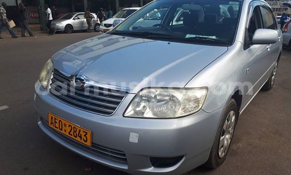 Buy Used Toyota Corolla Silver Car in Chipinge in Manicaland