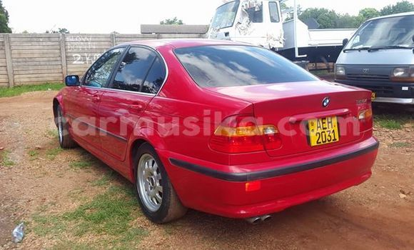 Buy Used BMW 3-Series Red Car in Chipinge in Manicaland