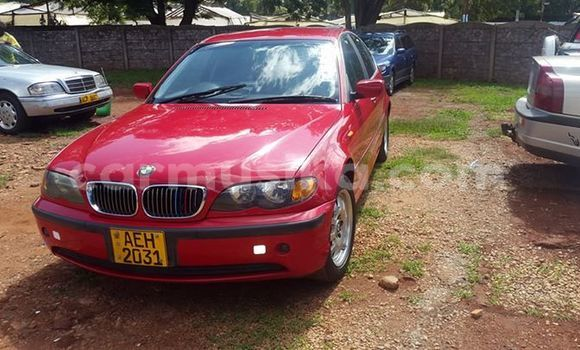 Buy Used BMW 3–Series Red Car in Chipinge in Manicaland