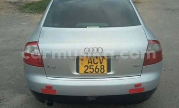 Buy Used Audi A4 Silver Car in Chipinge in Manicaland