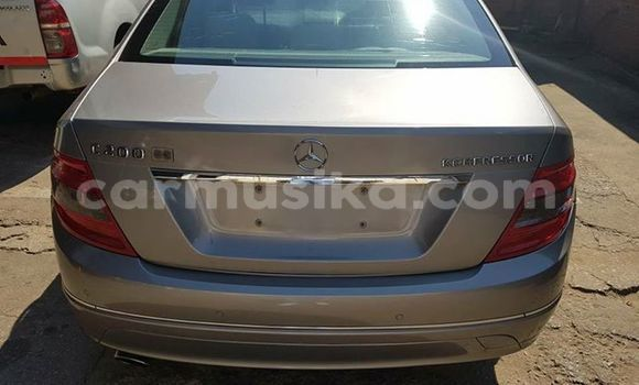 Buy Used Mercedes‒Benz C-Class Silver Car in Chipinge in Manicaland