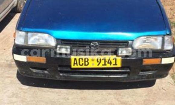 Buy Used Mazda 323 Blue Car in Chipinge in Manicaland